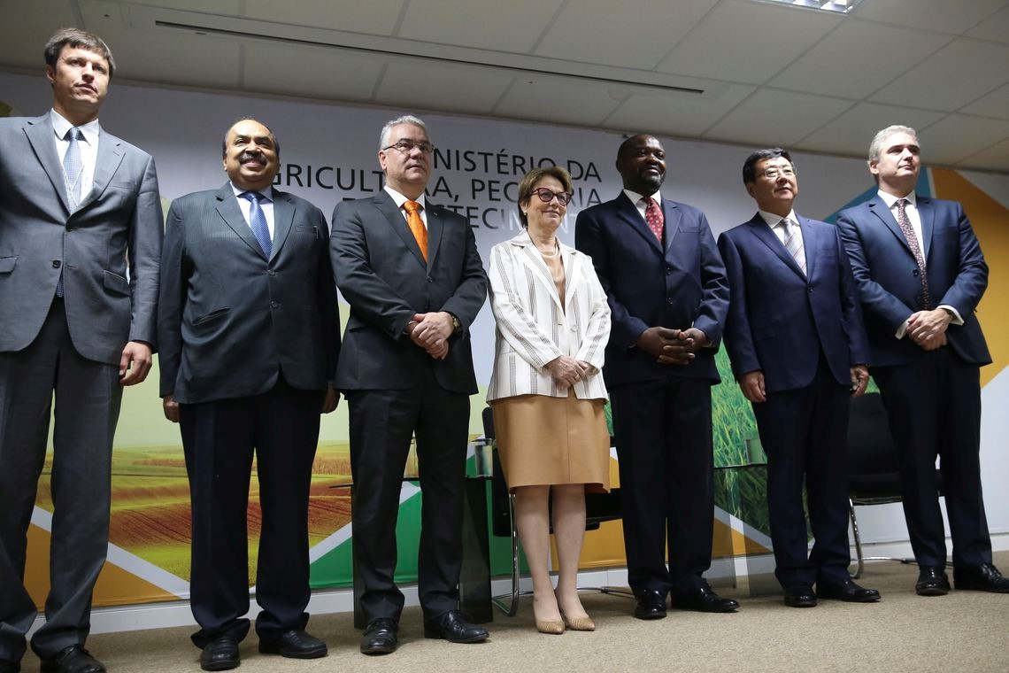 First Meeting of BRICS Vice-Ministers of Agriculture