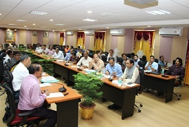 DG, ICAR reviews activities under Doubling Farmers' Income in Odisha