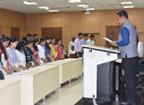 107th Batch of Foundation Course of ARS Commenced at ICAR-NAARM