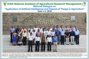 National Dialogue on AI and IoT Applications in Agriculture