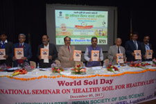 World Soil Day at KVK-IISR
