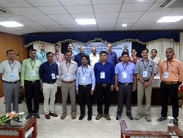 "ICAR-CCARI, Goa organized Short Course on ""Modern techniques in pig semen processing and AI"""