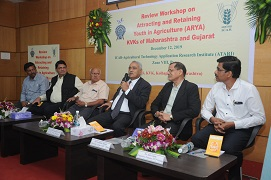 Attracting and Retaining Youth in Agriculture: Review Workshop organized