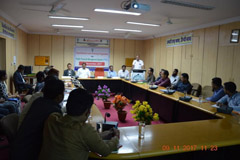 Sensitization Training programme on PFMS for KVKs of Rajasthan and Haryana
