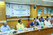National Workshop on 'Strategic Approach in Fisheries Sector on the Potential and Viability of Culturing Endemic and Exotic Species in India'