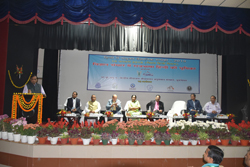 Seminar on Role of Rajbhasha Hindi in Science Communication organized