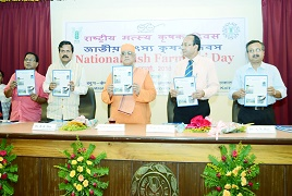 National Fish Farmers' Day celebrated at ICAR-CIFRI, Kolkata