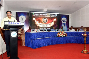 ICAR-CIFT celebrated its 61st Foundation Day