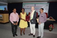 International Training Programme on Rainwater Management for Climate Resilient Agriculture in Drylands concludes