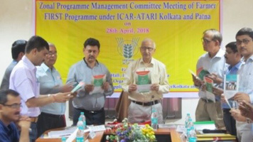 Fourth ZPMC Meeting of Farmer FIRST Programme Organized