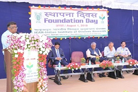 ICAR – IIOR celebrates Foundation Day