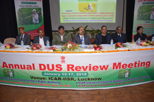 DUS Review, Agro-biodiversity Exhibition and Farmers' Rights Regional Workshop begins