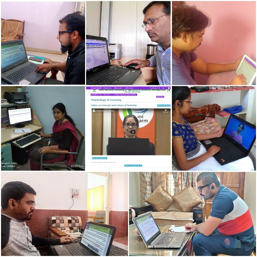 ICAR-NAARM organizes MOOC on Psychology of Learning for Stay-home Learning