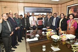 ICAR signs MoU with NABARD