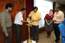 "Short term training programme on ""Fish Cell Culture Techniques"" at PMFGR Centre, Kochi"