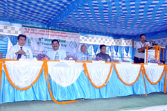 Foundation Day of ICAR-NIBSM, Raipur celebrated