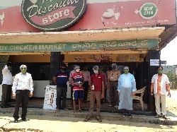 Awareness Programme on clean and hygienic meat and poultry production