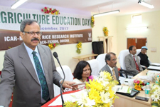 ICAR-NRRI observed 6th Agriculture Education Day
